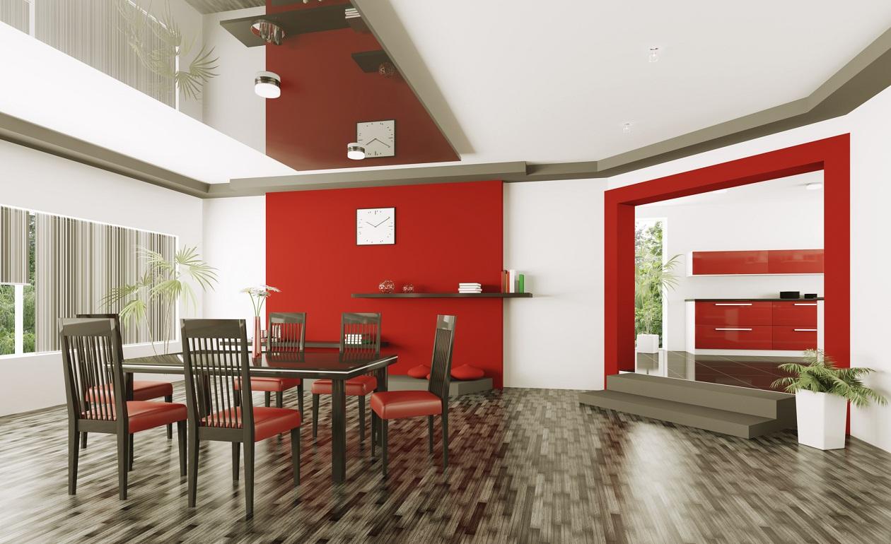 Ideas de colores para pintar el comedor 5 aspitres for Colores para living comedor