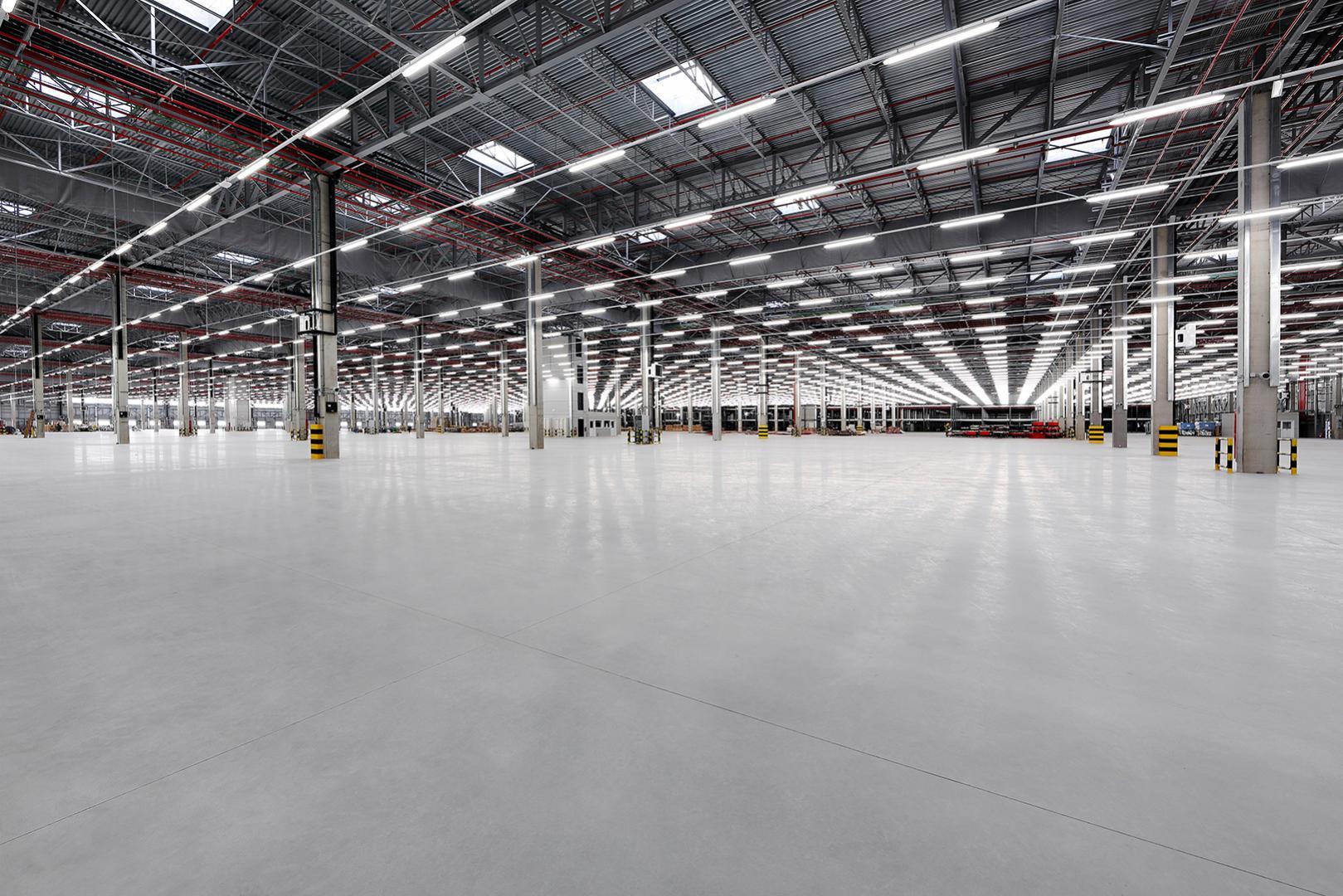 Obra de pavimentos aspitres for Pavimentos industriales